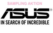 Sampling Aktion - 30 Jahre Asus!