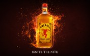 ON FIRE in NRW mit Fireball Whisky